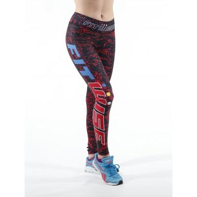 Women's Full Length Fitness Leggings