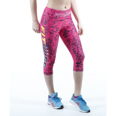 Women's 3/4 Length Fitness Leggings